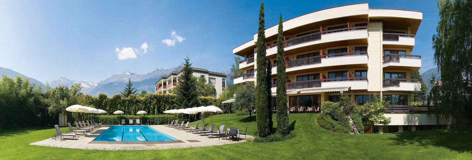 Hotel Meran 4 Sterne | Hotel Pollinger **** Südtirol